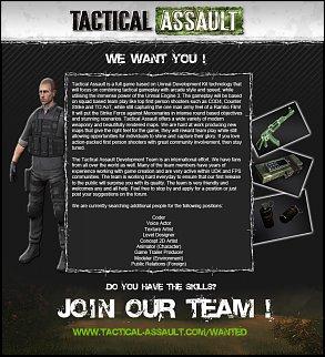 Klicken Sie auf die Grafik für eine größere Ansicht  Name:TA_recruitment_poster.jpg Hits:631 Größe:504,0 KB ID:401