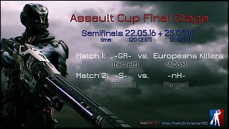 Klicken Sie auf die Grafik für eine größere Ansicht  Name:Finished Assault Semi finals.jpg Hits:30 Größe:234,9 KB ID:2991