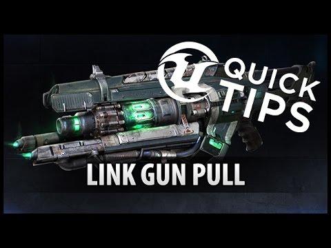 UT Quick Tips #2 with Zaccubus - Linkgun Pull