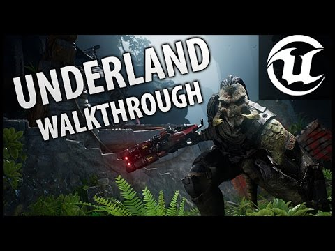 Underland Walkthrough with Zaccubus