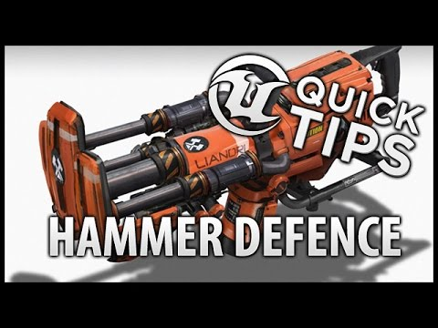 Quick Tip #5 Hammer defence
